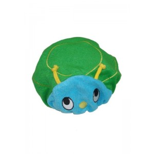 CHILDS SHOWER CHUM TORTOISE BATH / SHOWER CAP