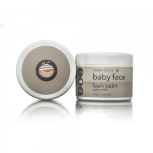 STAR & ROSE Baby Face Bum Balm 100ml