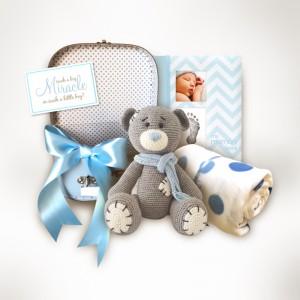 BEAR HUGS & SNUGGLES - Baby Boy