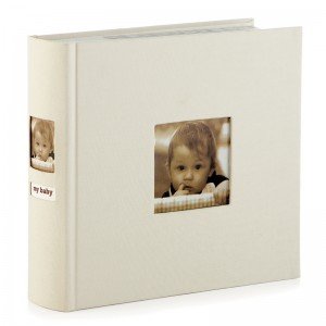 PEARHEAD SIDE PHOTO ALBUM – ivory