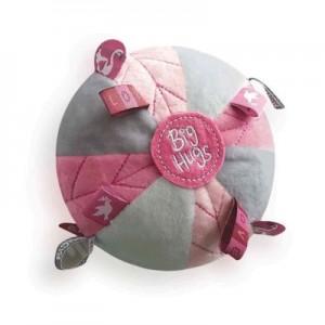OB DESIGNS SENSORY BALL - pink
