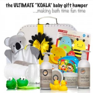 SPLISH SPLASH Koala - Baby Boy OR Baby Girl
