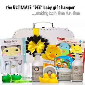 SPLISH SPLASH Bee - Baby Boy OR Baby Girl