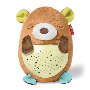 MOOLIGHT & MELODIES HUG ME  PROJECTION SOOTHER - Bear
