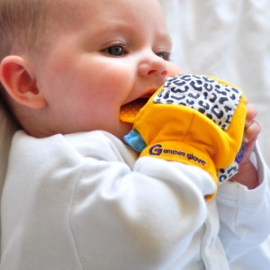 GUMMEE GLOVE – yellow