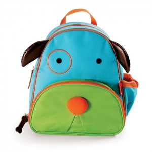 LITTLE KIDS ZOO BACKPACKS – Dog