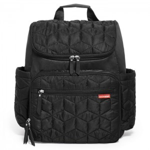FORMA BACKPACK NAPPY BAG – black