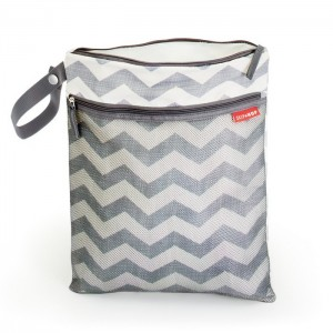 Grab & Go Wet/Dry Bag – Chevron