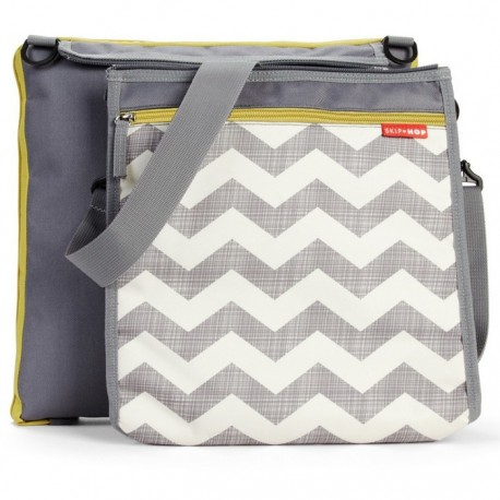 SKIP HOP OUTDOOR BLANKET & COOLER BAG – Chevron