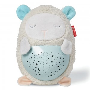 MOOLIGHT & MELODIES HUG ME  PROJECTION SOOTHER - Lamb