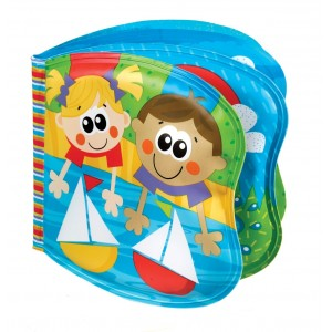 Playgro  Bath Time Splash Book – walk in the park