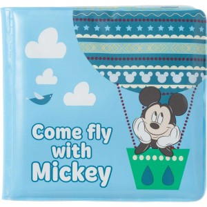 Disney Baby Mickey Mouse Bath Book