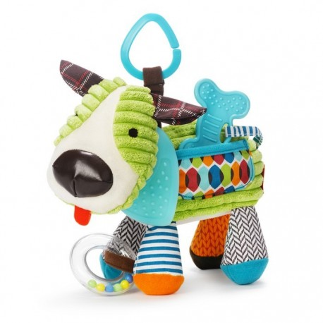 PLAYTIME BANDANA BUDDIES STROLLER TOY – Puppy