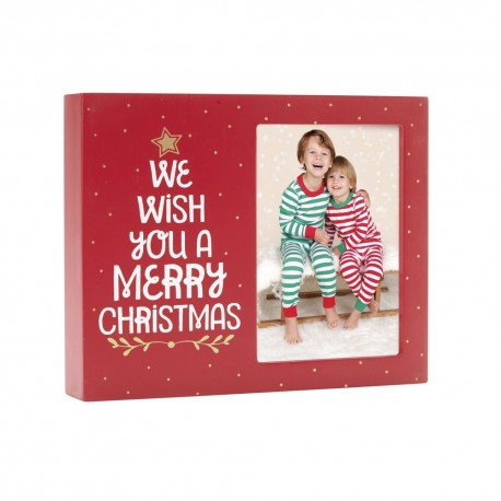 PEARHEAD HOLIDAY PHOTO PLAQUE